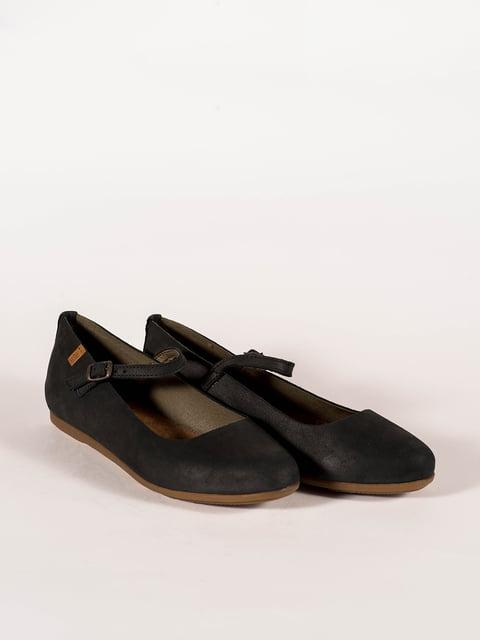 Туфли черные El Naturalista 5150413