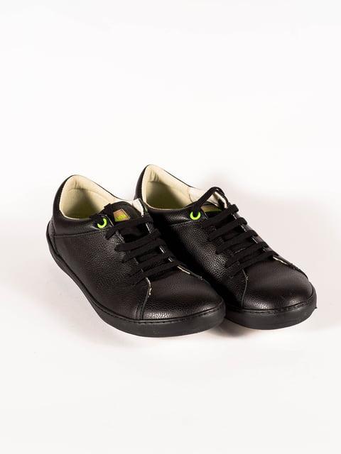 Туфли черные El Naturalista 5150423