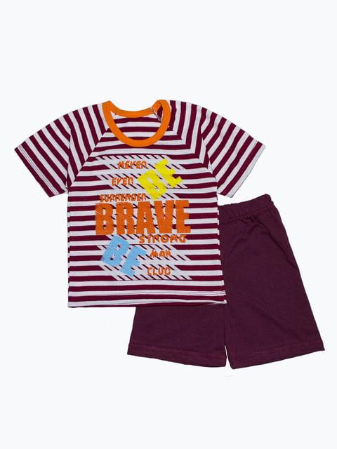 Комплект: футболка і шорти Малыш 5151444