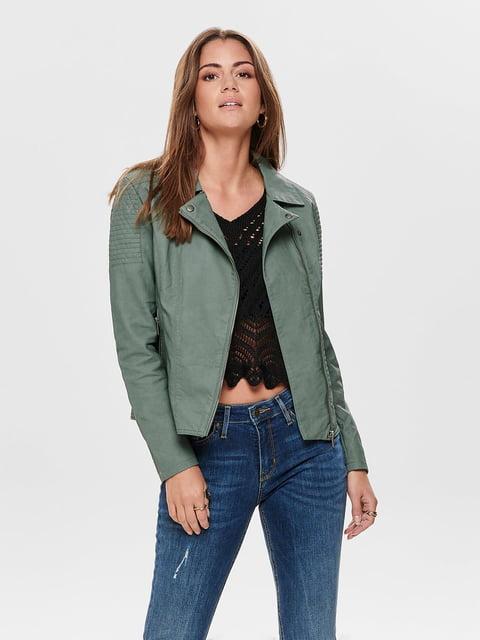 Куртка зелена Only 5151851