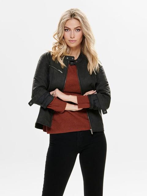 Куртка чорна Only 5151854