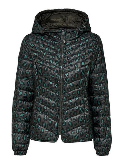 Куртка чорна Only 5151860