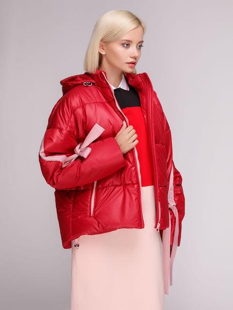 Куртка красная Dolcedonna 5149408