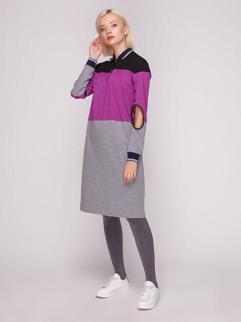 Платье трехцветное Dolcedonna 5149399