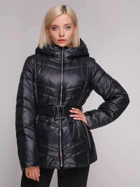 Куртка черная Dolcedonna 5149359