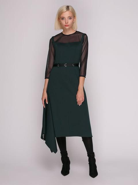 Платье зеленое Dolcedonna 5149373