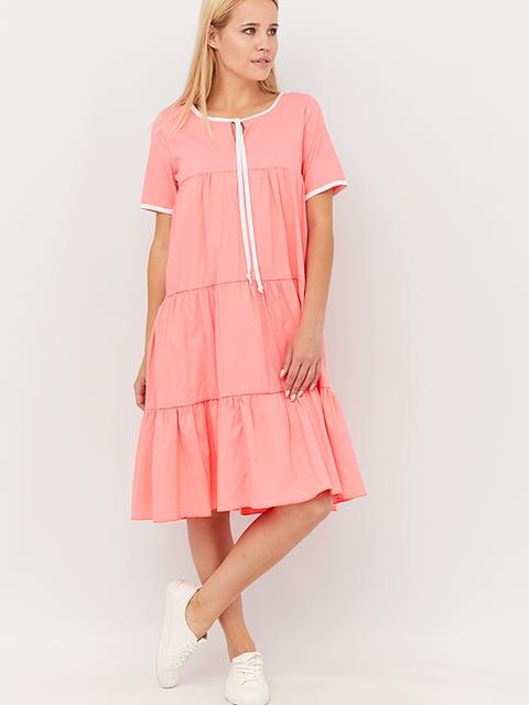Платье коралловое BesTiA 5153735