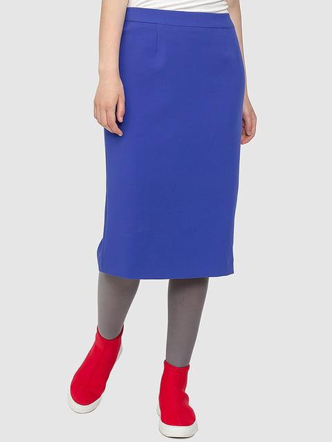 Юбка синяя Dolcedonna 5153903
