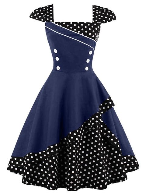 Сукня синя Mixinni 5154065
