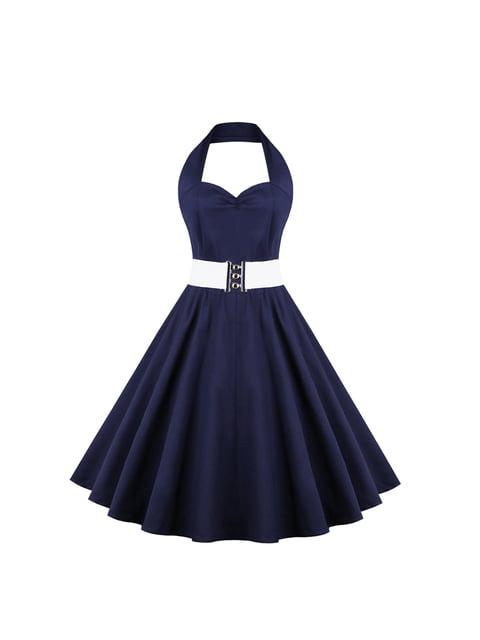 Платье синее Mixinni 5154087