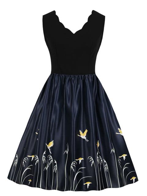 Сукня чорна Mixinni 5154143
