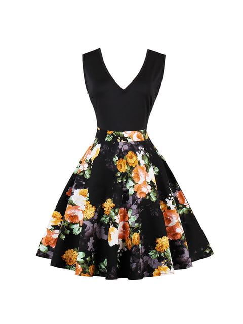 Сукня чорна Mixinni 5154189