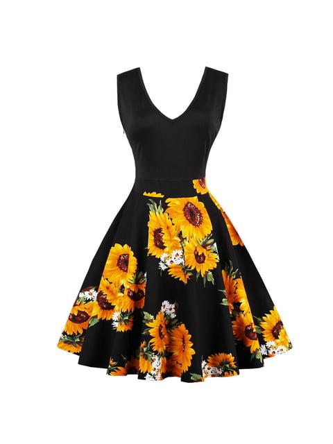 Сукня чорна Mixinni 5154190