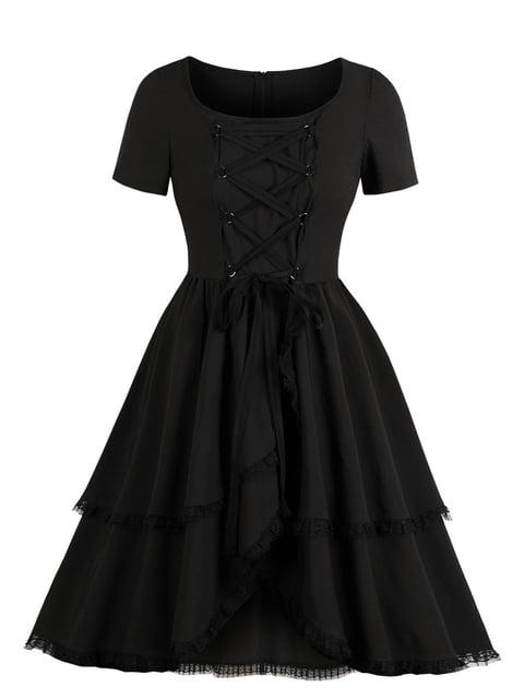 Сукня чорна Mixinni 5154115
