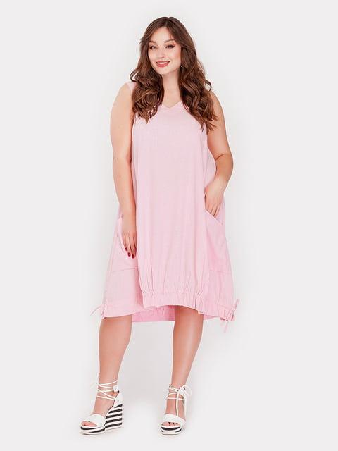 Сарафан персикового цвета Peony 3778378