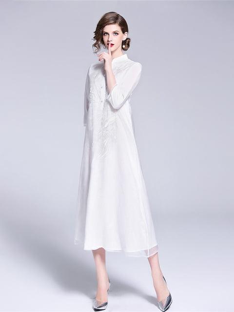 Платье белое Zeraco 5155194
