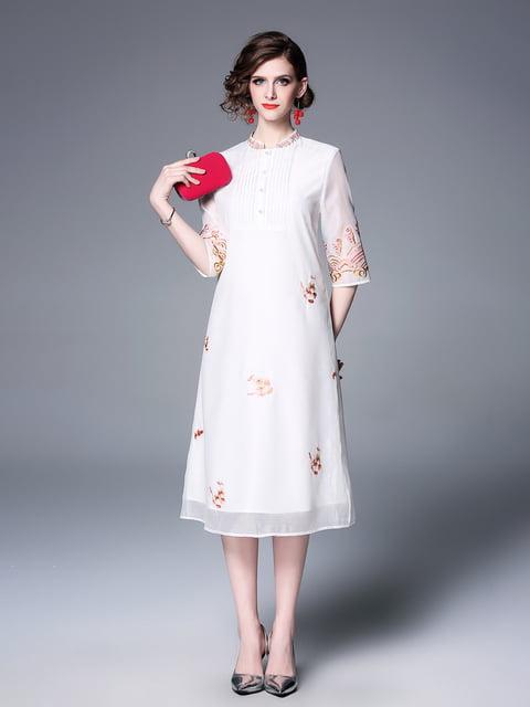 Платье белое Zeraco 5155252