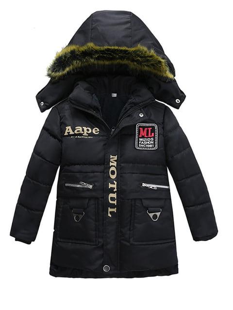 Куртка черная FANX 4872708