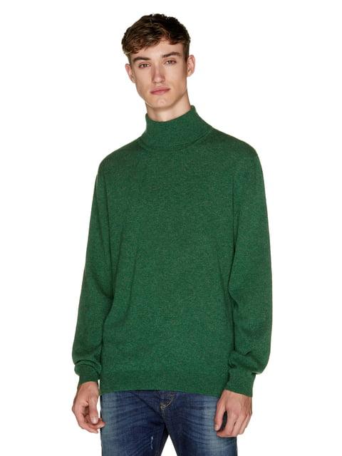 Светр зелений Benetton 3671440