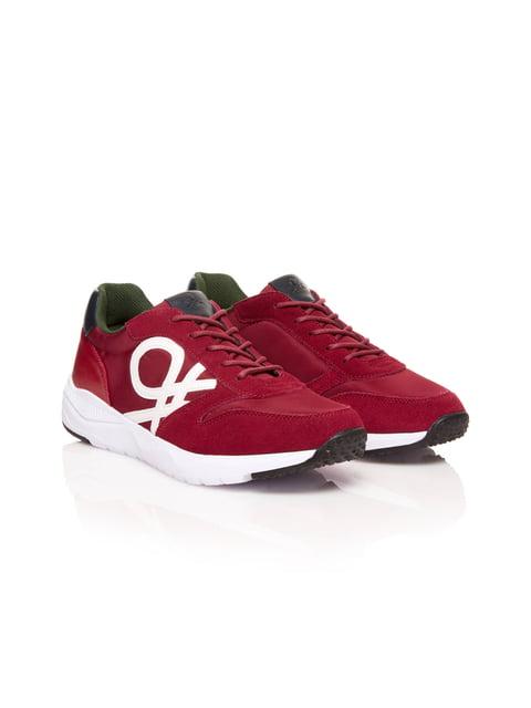Кросівки червоні Benetton 5149989