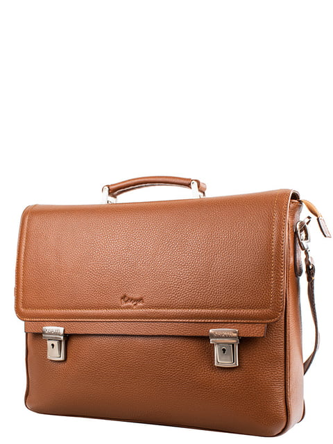 Портфель рудого кольору Karya 5157643