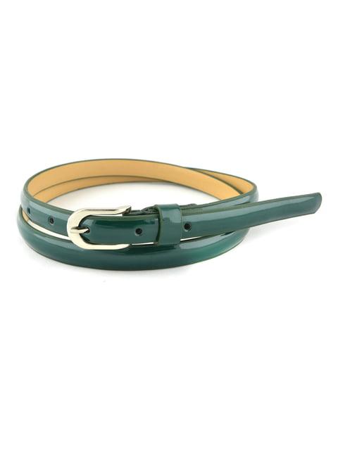 Ремень зеленый Fashion Look 5158611