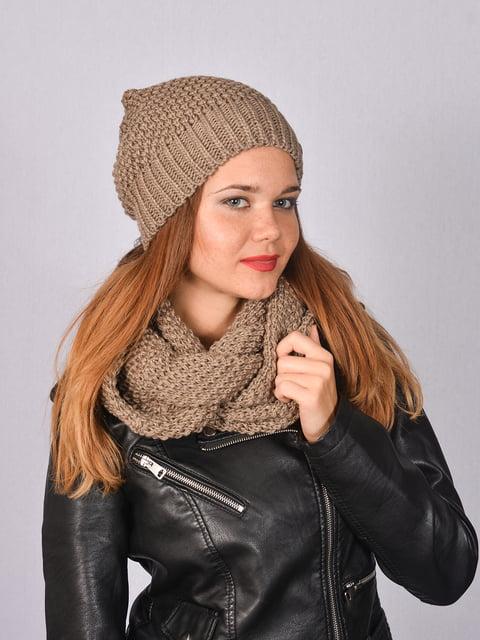 Комплект: шапка і хомут Fashion Look 5158567