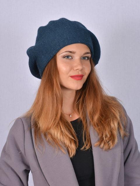 Берет синій Fashion Look 5158595