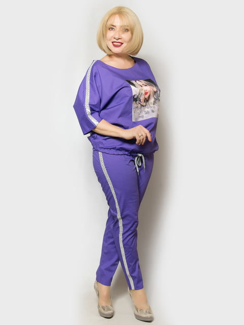 Комплект: блуза и брюки LibeAmore 5158752