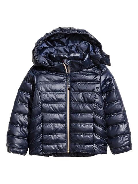 Куртка темно-синяя H&M 5153705