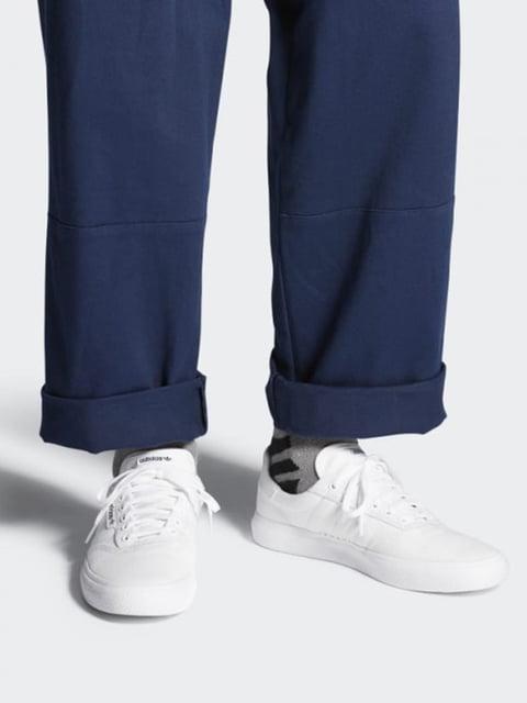Кеды белые Adidas 5085401
