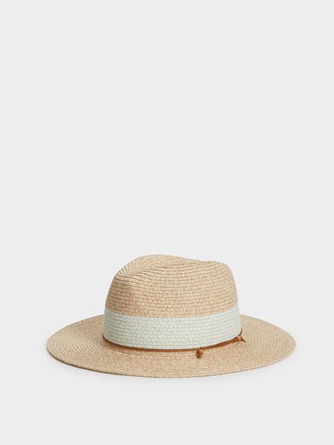 Шляпа бежевая Parfois 5149270