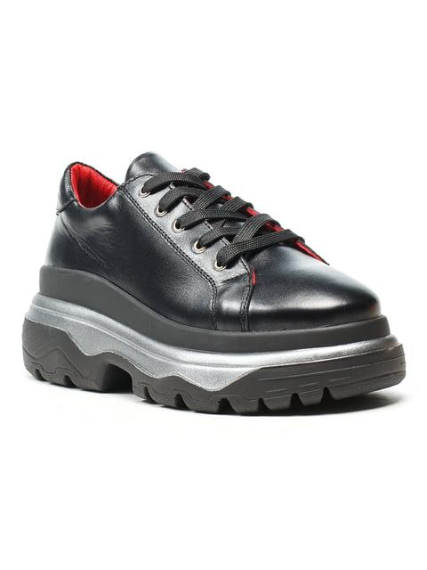Кросівки чорні Maurizi 5143204