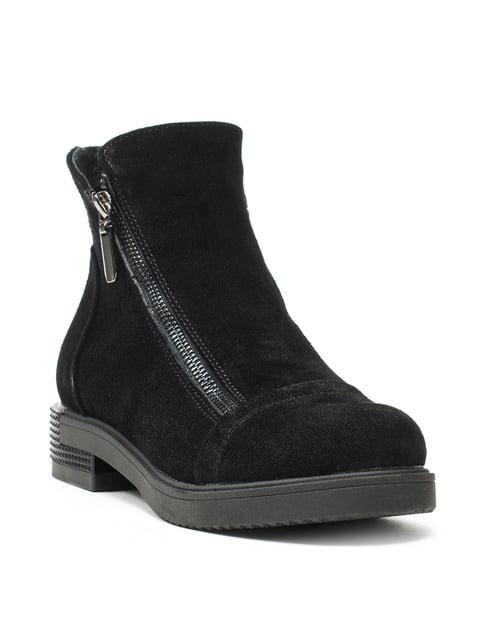 Ботинки черные Fabiani 5160878