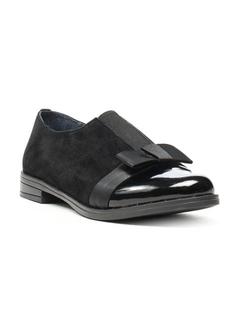 Туфли черные Fabiani 5151609