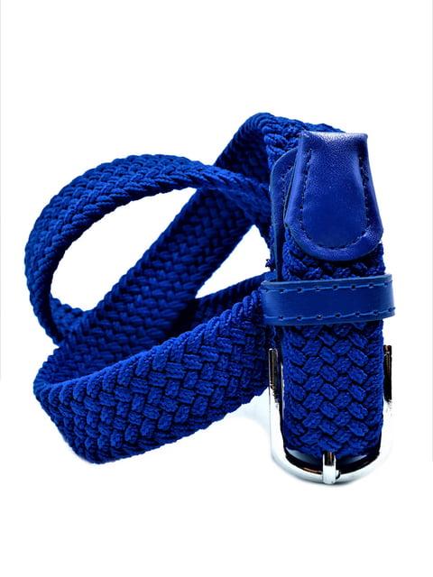Ремінь-резинка синій Weatro 5161894
