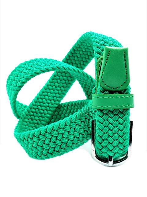 Ремінь-резинка зелений Weatro 5161896