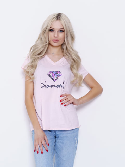 Футболка розовая Magnet 5044781