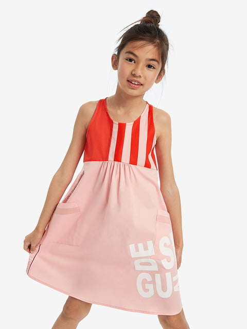 Сукня рожева Desigual 5143150