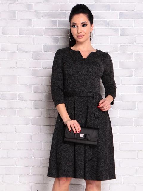 Платье черное Victoria Loks 4879297