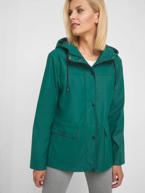 Куртка нефритового кольору Orsay 5163474