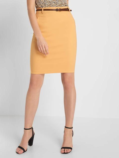 Спідниця жовта Orsay 5163464