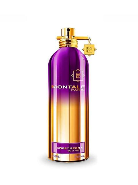 Парфюмированная вода Montale Sweet Peony Montale 4606935