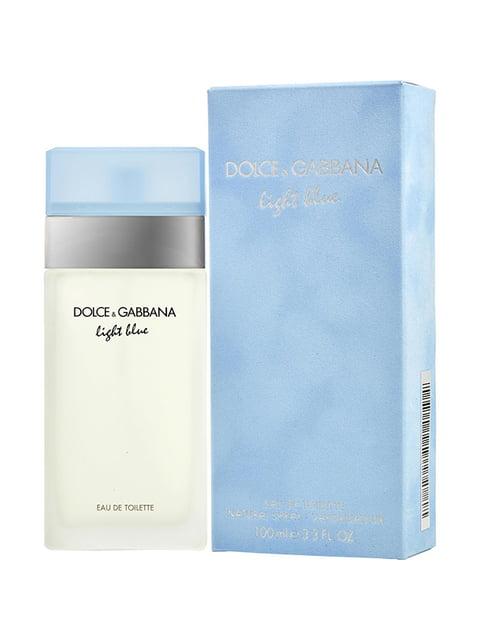 Парфюмированная вода (тестер) «Light Blue» (100 мл) Dolce&Gabbana 5154247