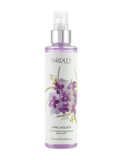 Спрей для тіла April Violets (200 мл) Yardley 5096349