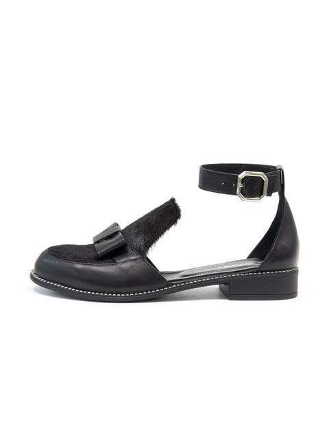 Туфли черные Gino Figini 5137036