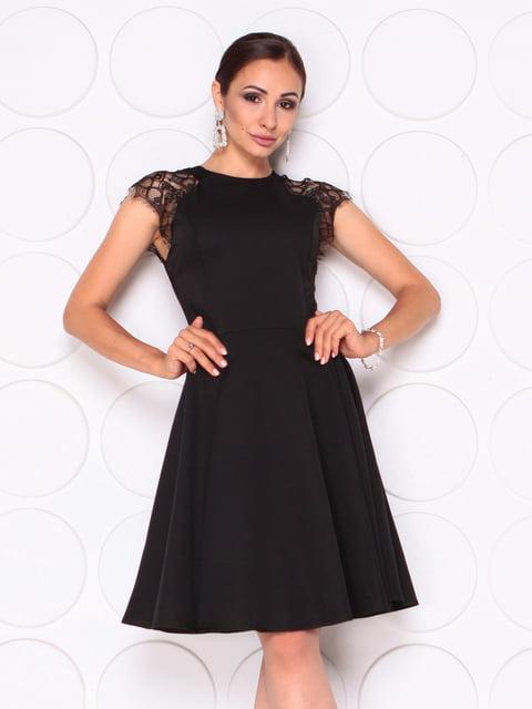 Сукня чорна Laura Bettini 5165045