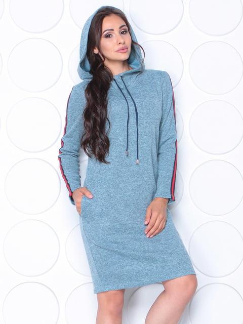 Сукня блакитна Laura Bettini 5165088