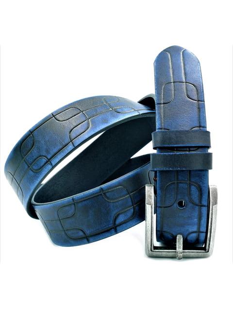 Ремень синий Weatro 5165420