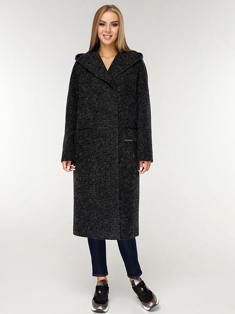 Пальто чорне Favoritti 5165642